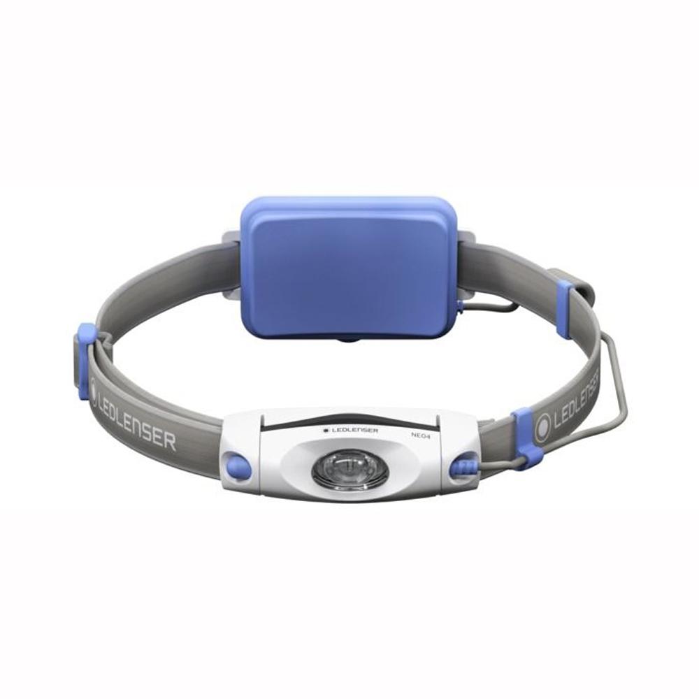 Nextorch NECOSTAR-B Linterna LED frontal Azul cielo